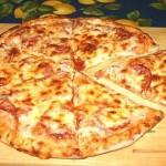 Слоеная пицца: видеорецепты